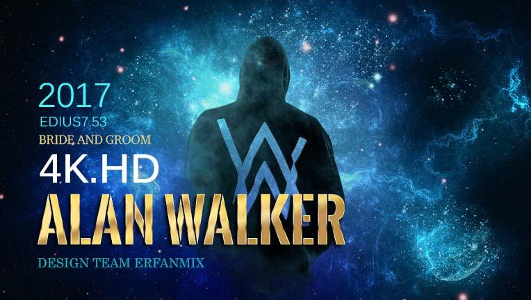 کلیپ آماده ادیوس عروسی Alan Walker