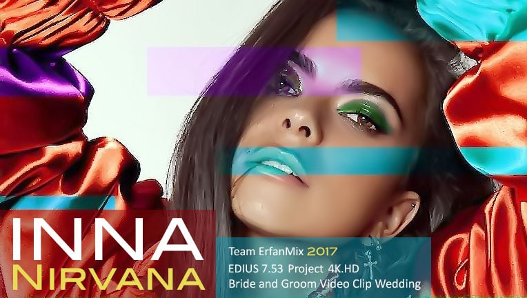 کلیپ آماده ادیوس خارجی INNAAlexandra