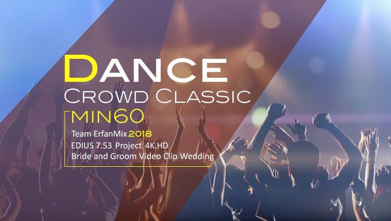 پروژه طول فیلم رقص 60 دقیقه-EM288