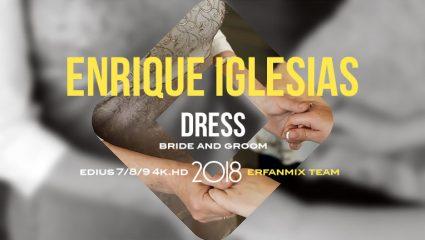 پروژه آماده ادیوس انریکه Enrique Iglesias
