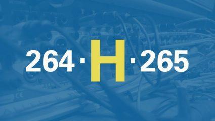 تفاوت فرمت H.264 و H.265 چیست؟