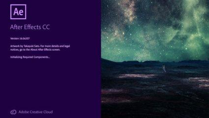 دانلود رایگان افترافکت Adobe After Effects CC 2020