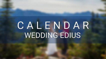 دانلود رایگان کلیپ آماده ادیوس تقویم calendar