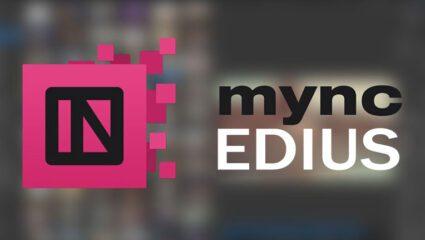 درباره Mync Edius بیشتر بدانیم