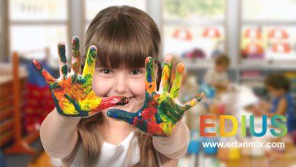 کلیپ حرفه ای کودکانه (جشن تولد ، مهد کودک ، پایان تحصیلی
