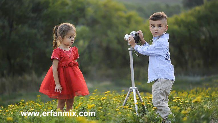 تصویر  نکات مهم عکاسی از نوزاد و کودک