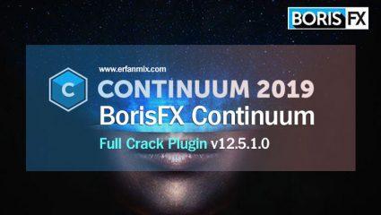 پلاگین حرفه ای بوریس اف ایکس Boris FX Continuum v12.5.1.0