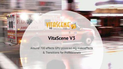 پلاگین ProDAD VitaScene V3 Pro 3.0.262.2