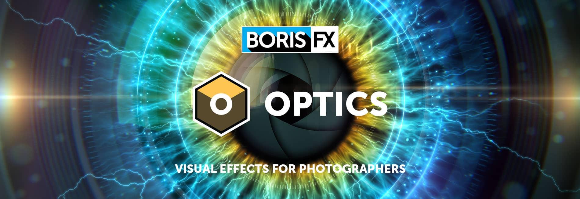 نرم افزار بوریس اپتیک 2021 BorisFX Optics