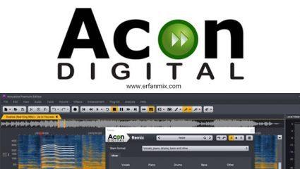 پلاگین نویزگیر Acon Digital EDIUSX EDIUS8