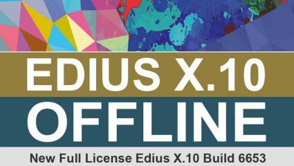 لایسنس ادیوس 10 EDIUS X Workgroup