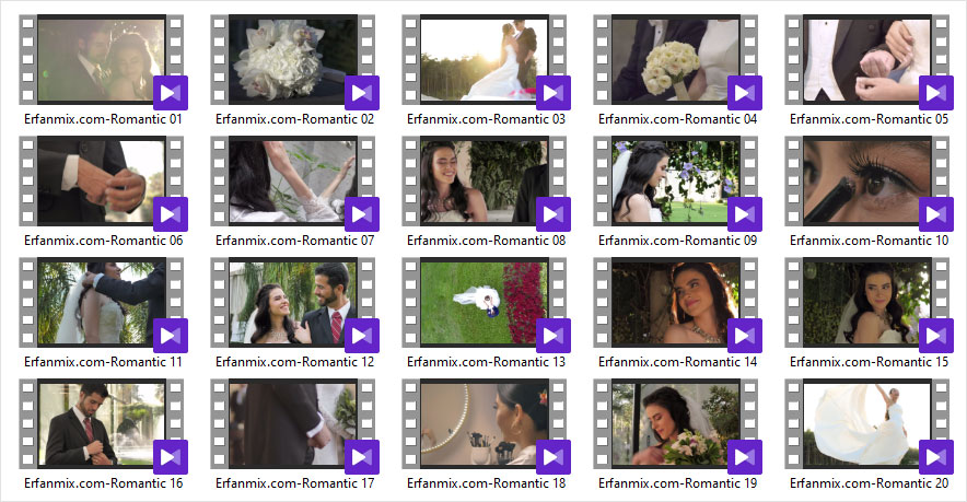 erfanmix-Stock-Video-Romantic-Wedding